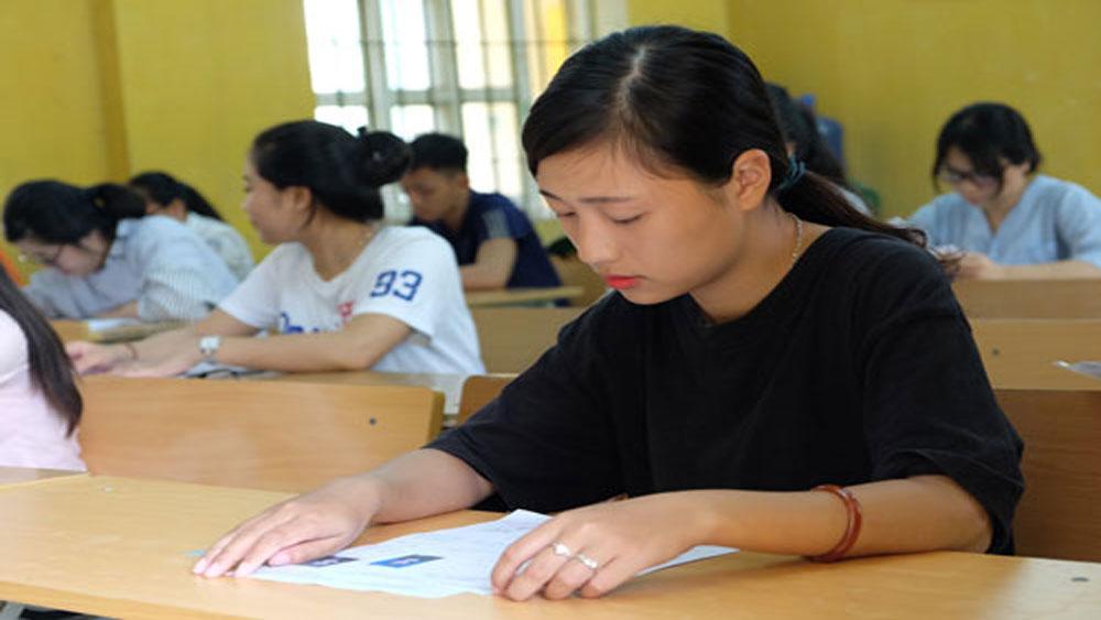 Thứ trưởng Giáo dục: Sẽ khó đạt điểm 9-10 thi THPT quốc gia